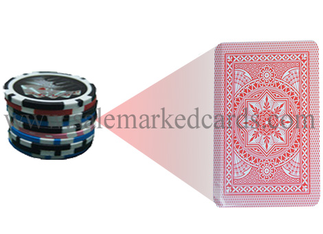 Casino chip Scanare foto